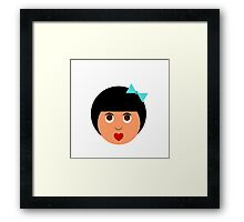 Such a Doll  Framed Print