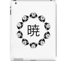 Akatsuki ring iPad Case/Skin