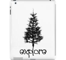 Explore Tree iPad Case/Skin