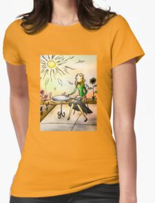 Reading Girl I Know T-Shirt
