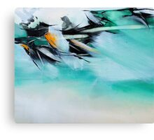Gust of Essence Canvas Print