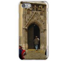 Regensburg 9 iPhone Case/Skin