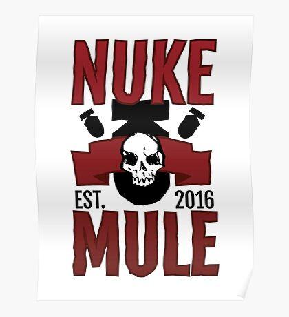 NUKE MULE Poster