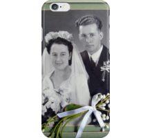 My beloved parents iPhone Case/Skin