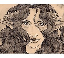 Luthien Tinuviel Photographic Print