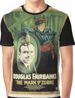 Zorro Graphic T-Shirt