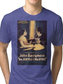 Dr. Jekyll and Mr. Hyde Tri-blend T-Shirt