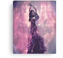 Spanish Dancer Metal Print