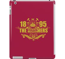 west ham united x iPad Case/Skin