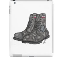 Polish MIA Boots iPad Case/Skin