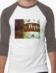 VINTAGE DR. PEPPER Men's Baseball ¾ T-Shirt
