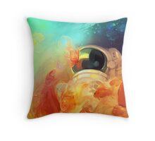 sea of stars Throw Pillow