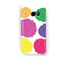 Multi-colored Chrysanthemums Samsung Galaxy Case/Skin
