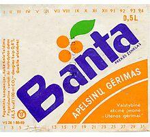 BANTA Photographic Print
