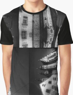 Speyer Germany Building Montage Graphic T-Shirt
