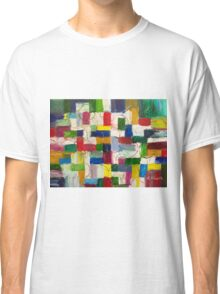 Olympics oil painting Classic T-Shirt