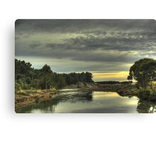 waikawa beach Canvas Print