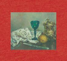Konchalovsky. Still life. Green glass (copy) Tri-blend T-Shirt