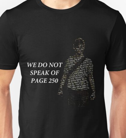 Page 250 Unisex T-Shirt