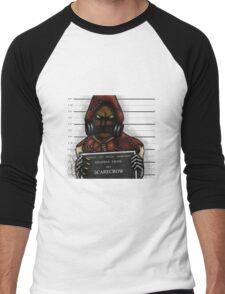 Scarecrow Men's Baseball ¾ T-Shirt