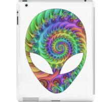 Trippy Alien iPad Case/Skin