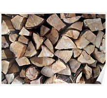 fire wood   Poster