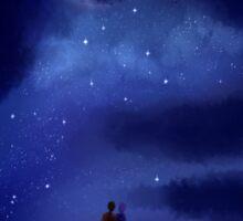 Jasercy - Starry Night Sticker