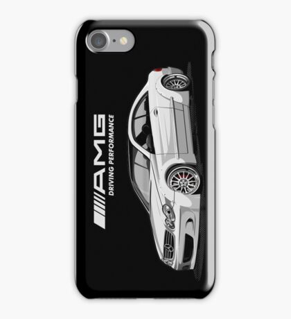 Mercedes AMG Driving Performance iPhone Case/Skin