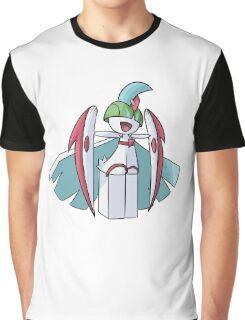 Mega Ralts Male Graphic T-Shirt