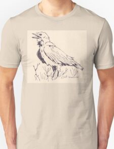 The Crow's song Unisex T-Shirt
