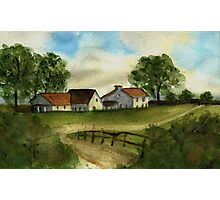 Countryside Photographic Print