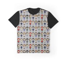 mdc: the guys Graphic T-Shirt