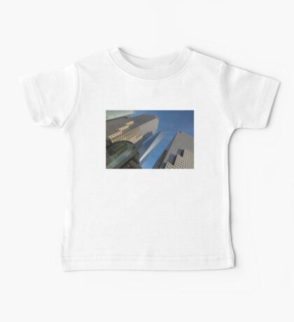 Manhattan Geometry Baby Tee