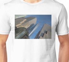 Manhattan Geometry Unisex T-Shirt