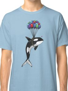 Big Orca, Bigger Dreams Classic T-Shirt