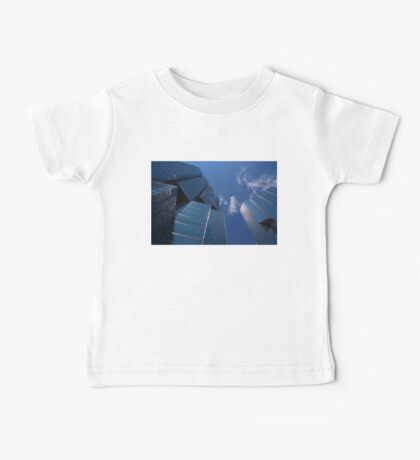 Oh So Blue - Downtown Toronto Skyscrapers Baby Tee