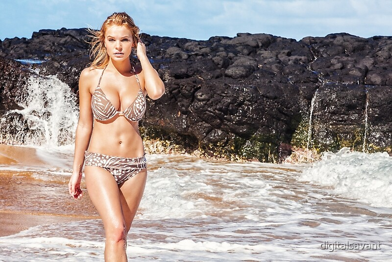 Awesome!!! busty hawaiian models capture