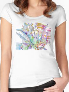 Quantum Field Theory # 2 Women's Fitted Scoop T-Shirt