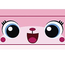 Unikitty Photographic Print