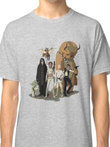 avatar/star wars crossover Classic T-Shirt