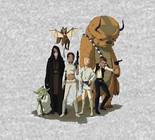 avatar/star wars crossover Unisex T-Shirt