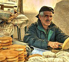 Baker Man  by Rob Hawkins