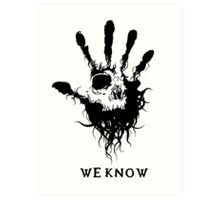 Dark Brotherhood Art Print