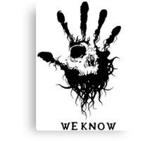 Dark Brotherhood Canvas Print