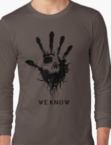Dark Brotherhood Long Sleeve T-Shirt