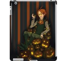 Jack-O-Lantern King iPad Case/Skin
