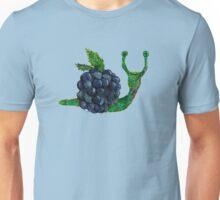 Blackberry snail Unisex T-Shirt