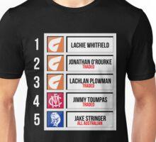 2012 Draft Unisex T-Shirt