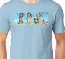 Faun, Nymph and Wendigo Unisex T-Shirt