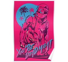 Hotline Miami 2: Wrong Number #12 Poster